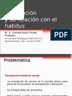 Vocación y Habitus