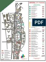 Parking Map DeVry
