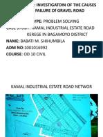 Babati Project Min Presentaion