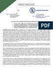 Suffolk Bancorp Q1 Earnings Release 2013-