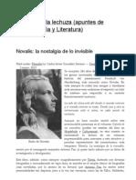 Novalis_ la nostalgia de lo invisible _ El vuelo de la lechuza (apuntes de Sociofilosofía y Literatura)