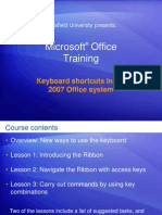 Microsoft® Office2KeyboardShortcuts