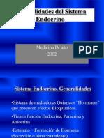 Generalidades Endocrino