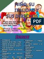 EL NIÑO, SU CENTRALIDAD Y SUS DERECHOS