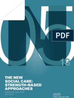 RSA 2020 Future of Social Care Pamphlet