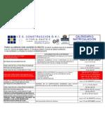INSTRUCCIONES matriculación curso 2013-2014