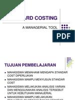 Standar Costing