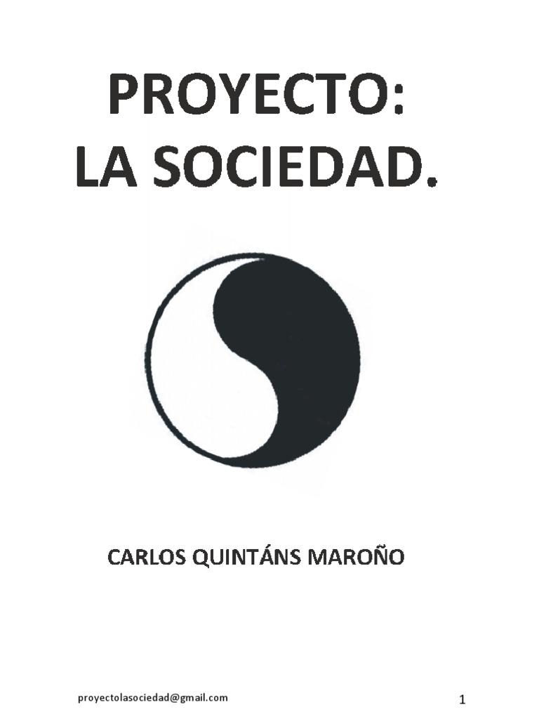Proyecto La Sociedad