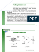 Catalytic LEL Sensors