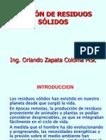 GESTION DE RESIDUOS SÓLIDOS INTRODUCCION.ppt