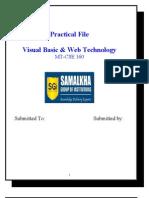 Vb Practical File