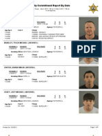 Peoria County booking sheet 05/03/13