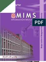 MIMS Prospectus