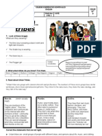 Islcollective Worksheets Elementary a1 High School Reading Writing Present Simple Continu Urban Tribe1 214564f9c826abd0755 89881722