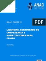 RAAC 61
