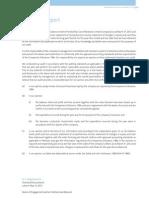 19 Auditors Report