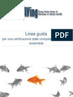 Linee guida per una certificazione delle competenze efficace e sostenibile