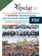 El Popular N° 222 - 3/5/2013