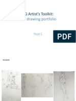 CG Artist's Toolkit lifedrawing
