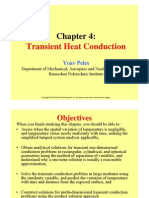 Transient Heat Conduction ppt