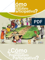 Guia Presupuesto Participativo-CARE FORMIA CODENPE Sauliere 2005