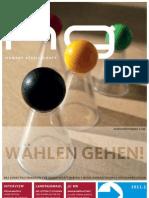 hg 2011.1 | Wählen gehen!