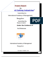 Diamond Cutting Industries