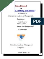 Diamond Cutting Industries