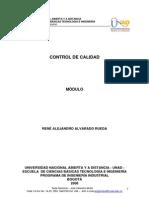 Control de Calidad(Modulo)