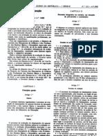 Decreto Regulamentar n.º 14 1992, de 4 de julho