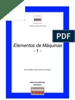 Elementos de Maquinas Apostila TELECURSO Completa