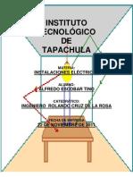 Iluminacion de Un Hospital (Farmacia) General