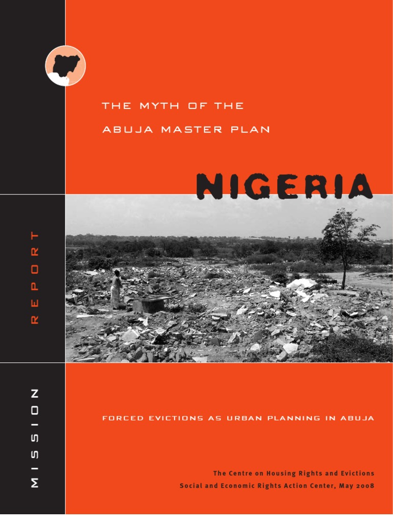 myth of the abuja master plan | nigeria | politics