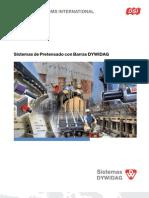 DSI Protendidos Sistemas de Pretensado Con Barras DYWIDAG Es 01