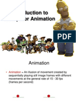 Introduction to Computer Animation