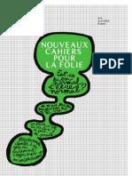 Cahiers de La Folie n 4(1) Copie
