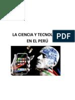 LA CIENCIA Y TECNOLOGÍA EN EL PERÚ-2012