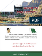 Road to Prosperity-Pakistan Army's Contribution in Socio-Economic Development of Balochistan