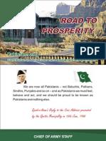 Road to Prosperity-Pakistan Army's Contribution in Socio-Economic Development of Balochistan