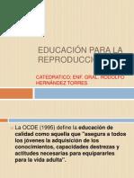 Educación para la calidad