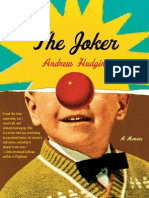 The Joker by Andrew Hudgins Special Preview