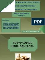 Nuevo Codigo Procesal LEGAL