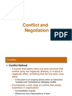 conflictmanagement and negotiation