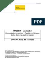 Libro III Tecnicas