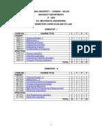 06. I & II Semester Mechanical