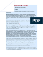 El Manual De La Técnica de Escuchar.docx