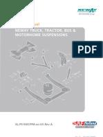 SAF HOLLAND Suspension Parts Manual