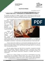 26/02/11 Germán Tenorio Vasconcelos Se reúne Secretario de Salud con comisión permanente de la LXI legislatura local.doc