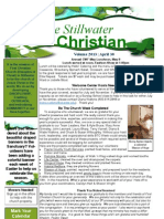 4/30/13 Newsletter