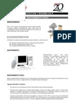 01 - Mantenimiento Fisico de Equipos de Computo